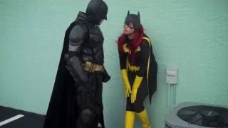 Mind Games A Batgirl and Batman Fan Film