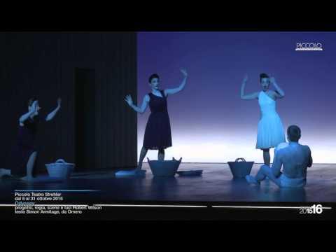 Odyssey - Robert Wilson   Una Favola Viva