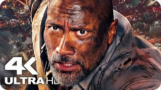 Skyscraper Trailer 2 4K UHD (2018) Dwayne Johnson Action Movie