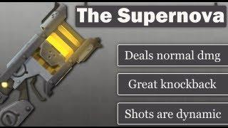 Spiral Knights: Supernova Demonstration