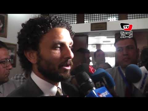 حسام غالي يهنئ «صلاح» .. ويوجه رسالة لمنتخب مصر قبل كأس العالم  - 18:22-2018 / 4 / 23