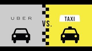TAXI vs UBER - Tutto Quello che Non vi Hanno Detto