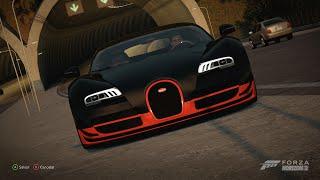 Forza Horizon 2: Veyron no máximo é o mais rápido?
