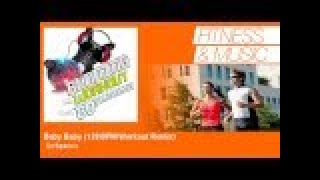 DJ Space'c - Baby Baby - 128 BPM Workout Remix