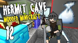 Hermit Cave: 12 | It's ALL connected! | Modded Minecraft