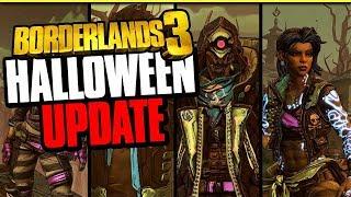Borderlands 3 - Neues Halloween Update | Blutige Ernte Event