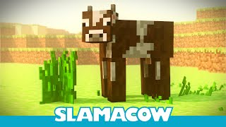 Repeat youtube video The Hungry Cow - Minecraft Animation - Slamacow