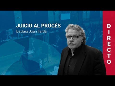 Joan Tardà declara como testigo en el juicio al procés (27/02/2019, COMPLETA)