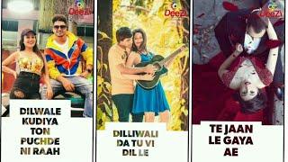 DILLIWALIYE - Neha kakkar -Bilal Saeed | Whatsapp Status| by DeeZi video status