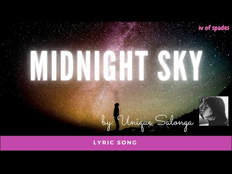 Midnight Sky - Unique Salonga