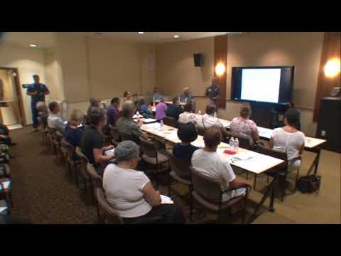 Community-Wide Forum on Site 300 Toxic Cleanup