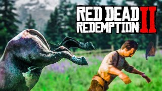 RED DEAD REDEMPTION 2 FUNNY MOMENTS #10