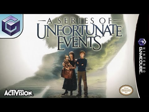 Longplay of Lemony Snicket's A Series of Unfortunate Events