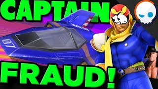 F-Zero GX is the MOST FAKE Nintendo Game! | Gnoggin - F Zero Theory