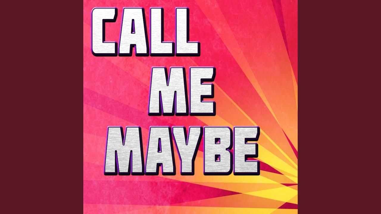Youtube Call Me Maybe