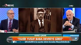 Ahmet Çakar:Fenerbahçe Stadın da Büyü var.BEYAZ FUTBOL