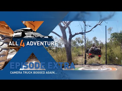 Camera Truck Bogged Again: Extra ► All 4 Adventure TV
