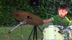 Chosen, Maneskin (Drum Cover)