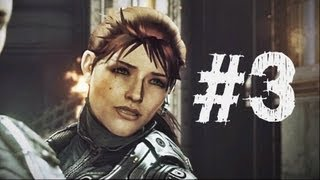 Gears of War Judgment Gameplay Walkthrough Part 3 - Sofia - Campaign Chapter 2