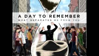 A Day To Remember - Better Off This Way (Lyrics + High Quality)