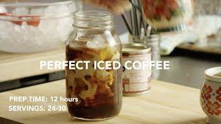 Perfect Iced Coffee