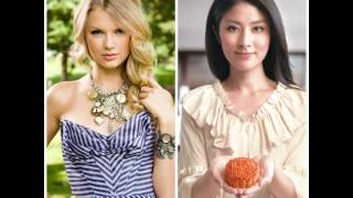 song is hope by kelly chen, photo is taylor swift kelly chen