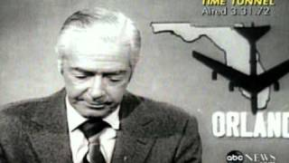 Orlando,Florida B-52 Crash Friday March 31st 1972 ABC News