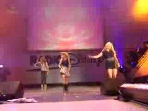 The Cheetah Girls - Cheetah Sisters Radio Disney