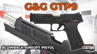 G&G GTP9 Review - Not Just Another New Pistol - Airsoft Station Overview