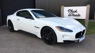 For sale - 2012 Maserati Granturismo 4.7S Auto - Nick Whale Sports Cars
