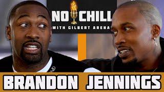 Brandon Jennings Would DOMINATE In Today's NBA   Gilbert Arenas & Brandon Jennings Talk Scoring PGs