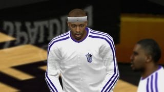 NBA 2K14 My Career - 1st NBA Game
