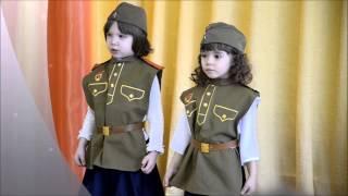 Стихотворение  детей  о войне  Детский сад «Ладушки» № 167