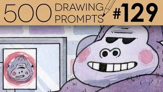 What do you get when you combine a gorilla & firetruck?! - 500 Prompts #129