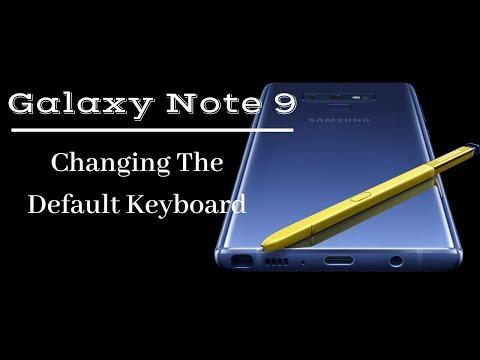Change Samsung Keyboard language - Myhiton