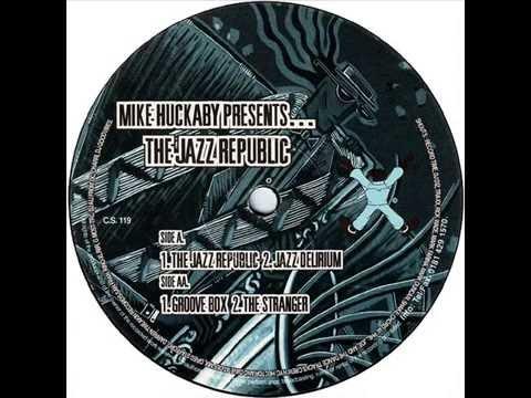 Mike Huckaby  -  The Jazz Republic