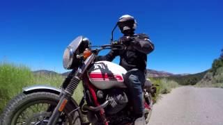 Bike-urious Moto Guzzi V7II Stornello Adventure