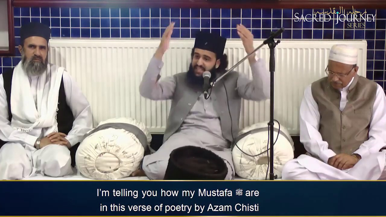Shaykh Hassan Haseeb ur Rehman is speaking against forced marriages in Chesham,UK
