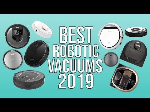 BEST ROBOT VACUUM OF 2019-2018 - TOP 10 - ROBOT VACUUM REVIEWS