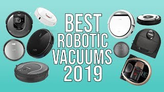 BEST ROBOT VACUUM OF 2019-2018 - TOP 10 - ROBOT VACUUM REVIEWS