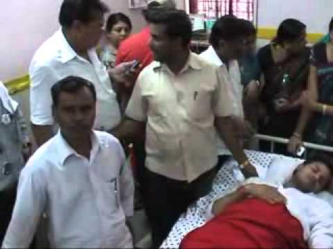 Ravi Rana Shifted to Nagpur In Emergency Due To Bad Health