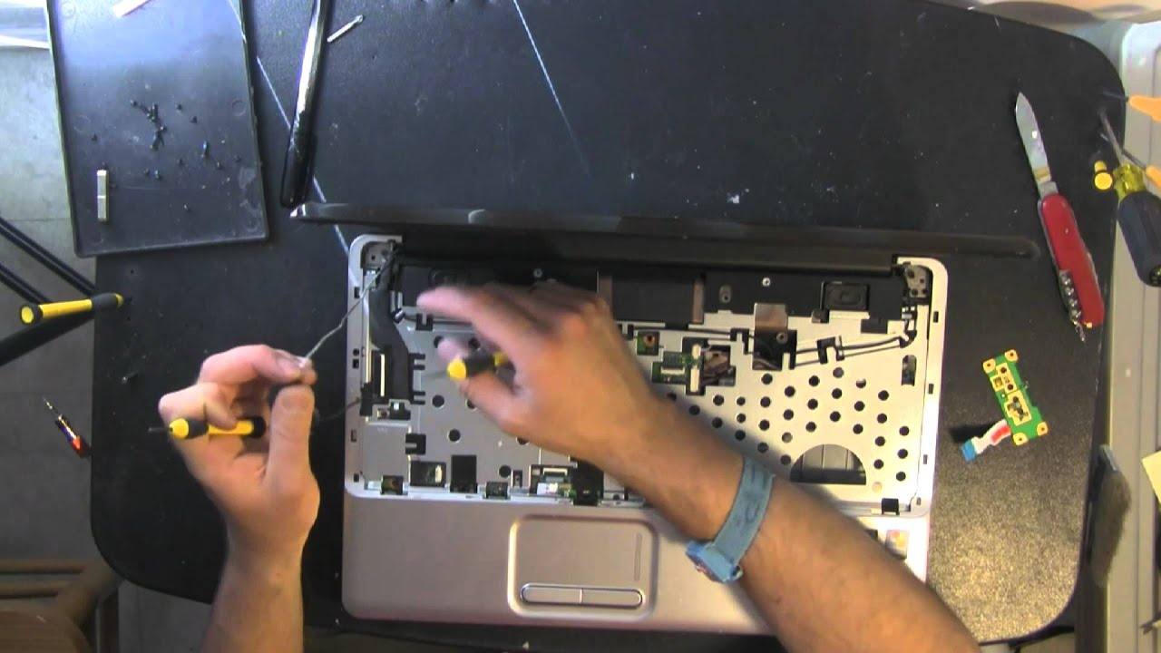maxresdefault compaq cq60 laptop take apart video, disassemble, how to open Compaq Presario CQ60 Driver at gsmx.co
