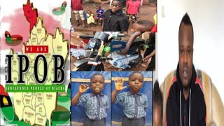 World To See.Talented Biafran Children,Biafrans Are Full Of Wisdom. See For Yourself.