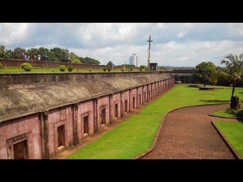 St. Angelo Fort Kannur | കണ്ണൂർ കോട്ടKaynak: YouTube · Süre: 6 dakika39 saniye