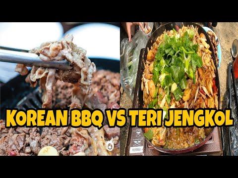 korean-bbq-vs-teri-jengkol-versi-alam-|-modal-rp100.000-bisa-makan-7-orang-!!