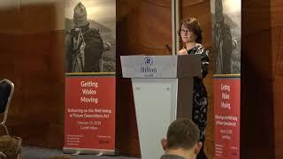 Sara Moseley Presentation. Why Sports Wales Conference 2018