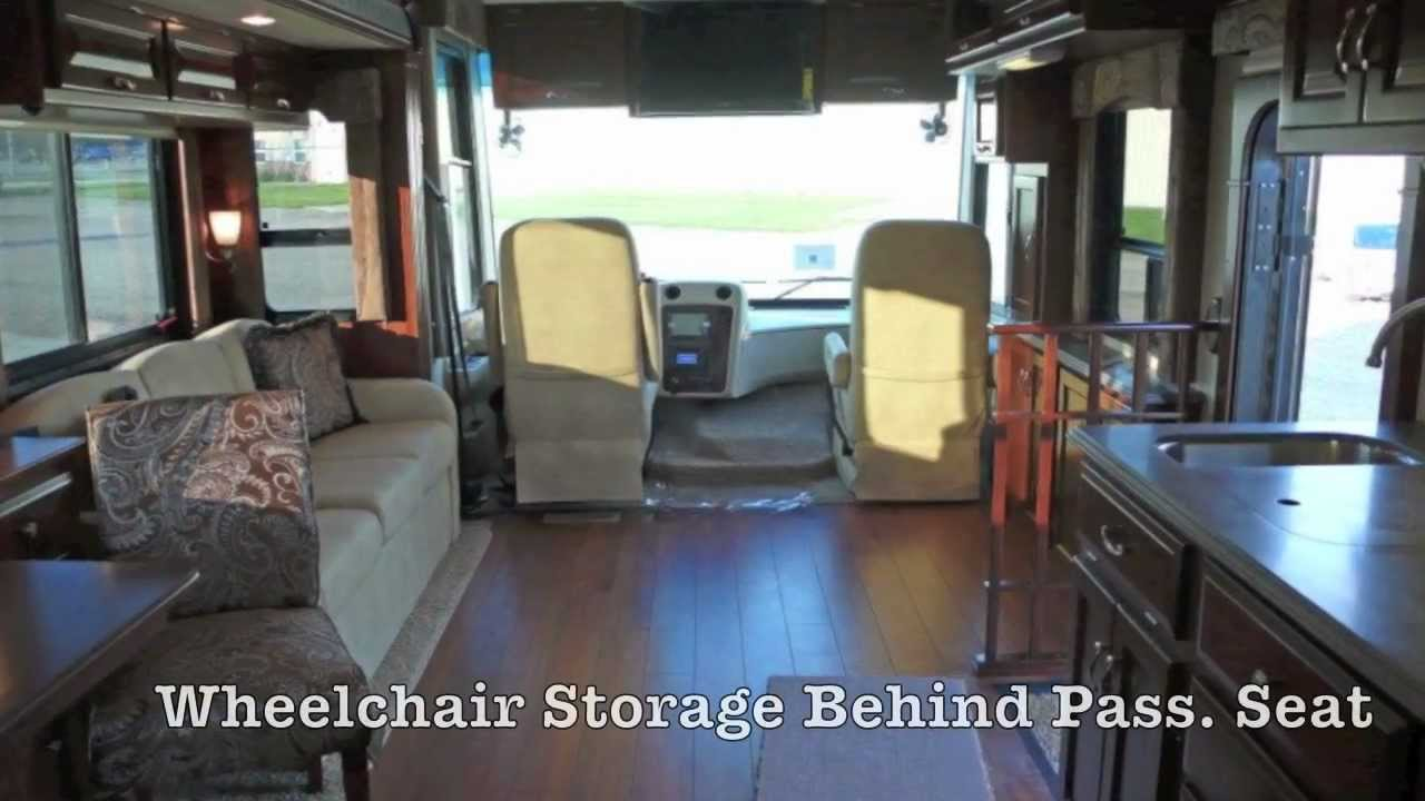 2012 newmar canyon star 3911 wheelchair accessible Handicap wheelchair