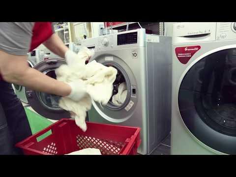 Сделано в России. Как LG Electronics тестирует стиральные машины и холодильники