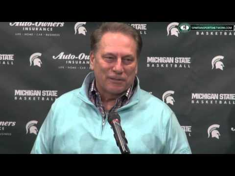 Tom Izzo recaps 2015-16 Basketball Season