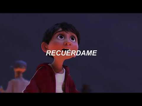 Recuérdame - Carlos Rivera (Coco) // Letra